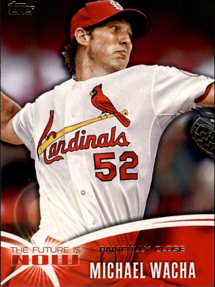 2014 Topps The Future is Now #FN31 Michael Wacha