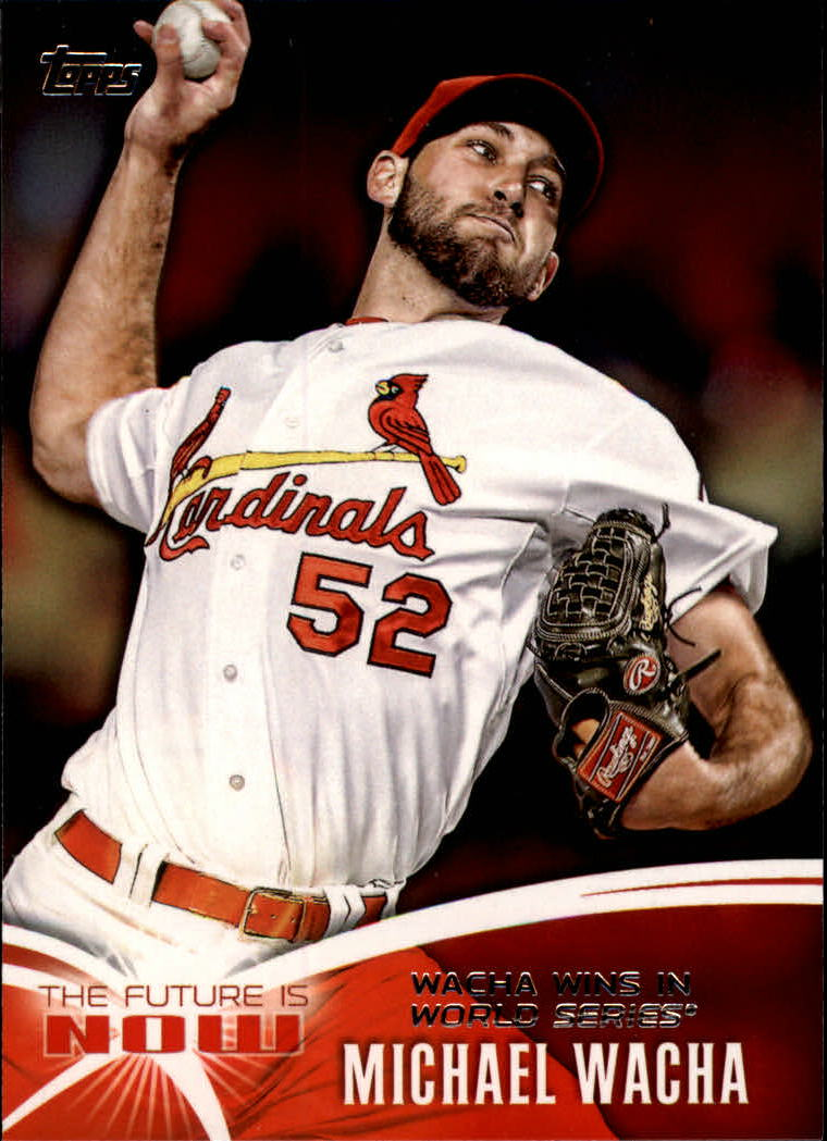 2014 Topps The Future is Now #FN33 Michael Wacha