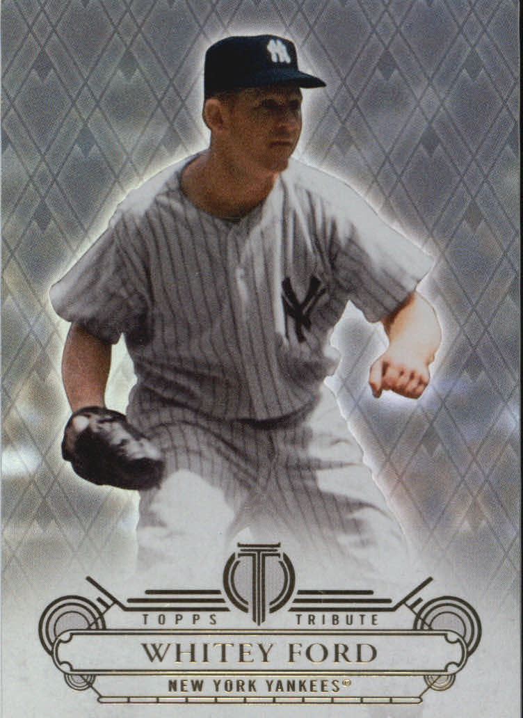 2014 Topps Tribute #3 Whitey Ford