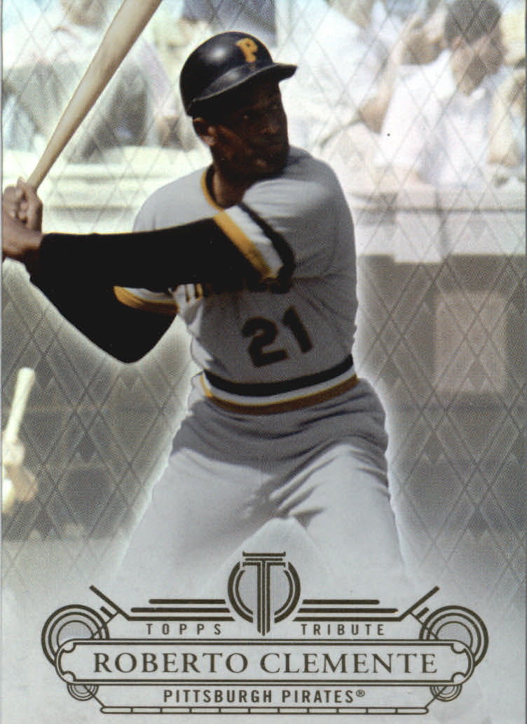 2014 Topps Tribute #19 Roberto Clemente