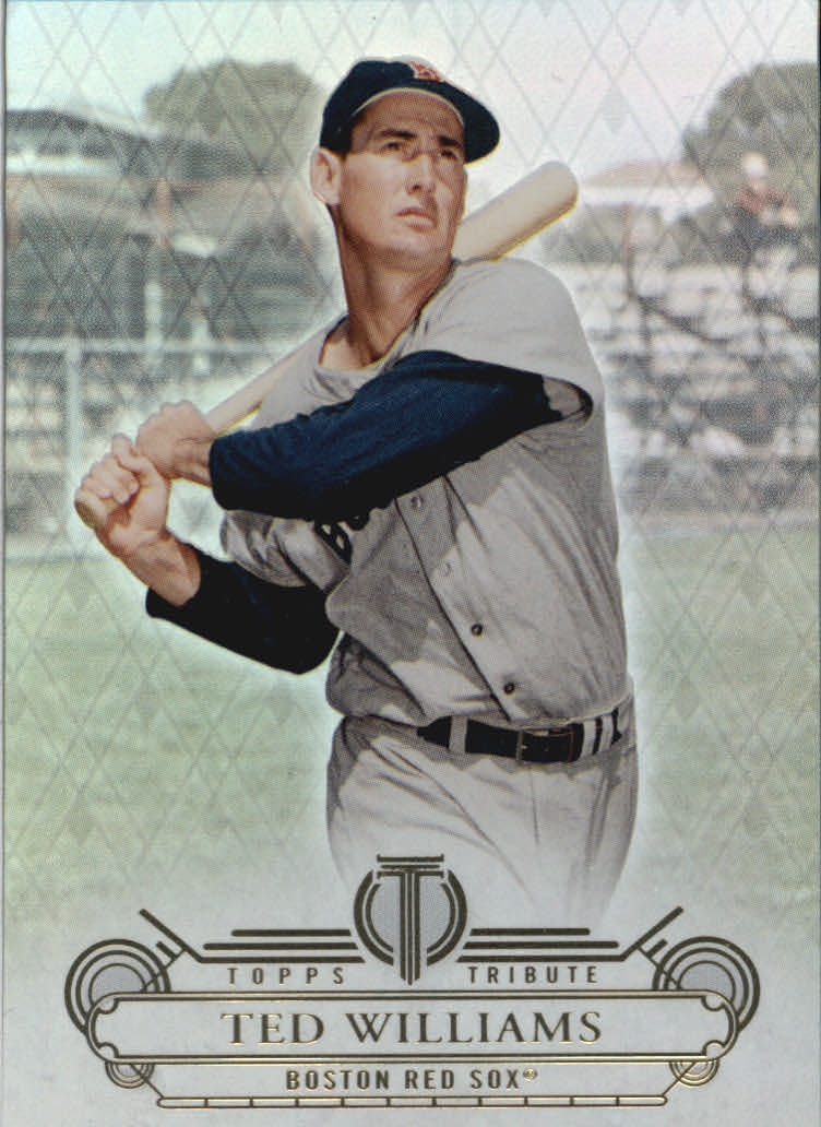 2014 Topps Tribute #23 Ted Williams