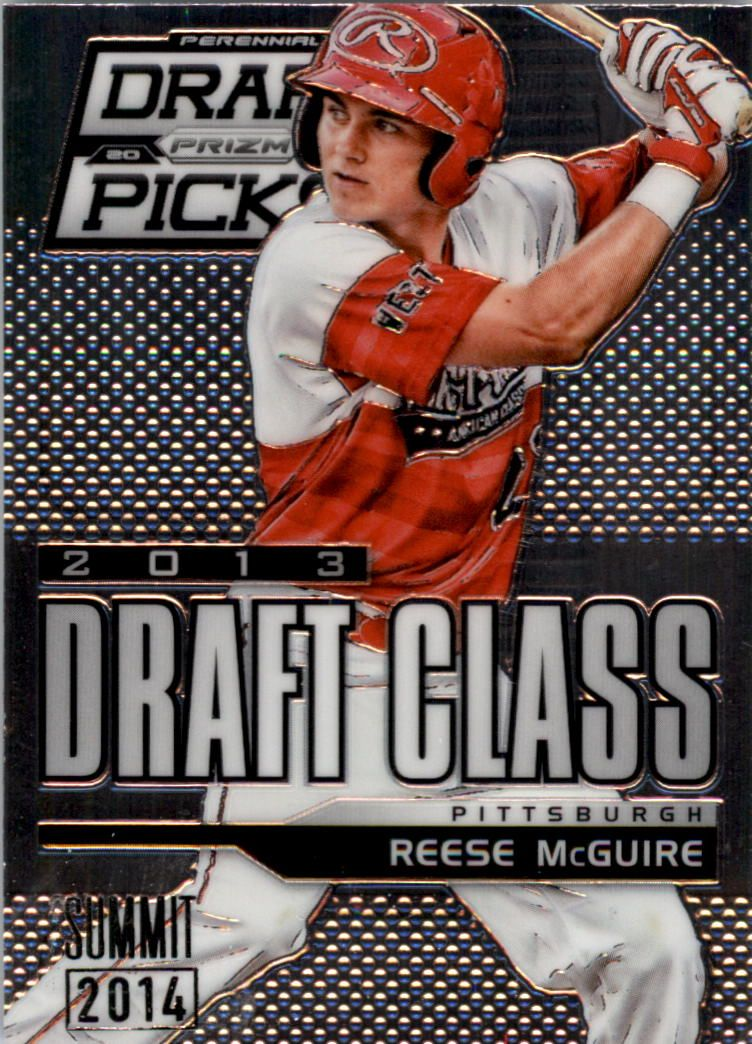 2013 Panini Prizm Perennial Draft Picks Industry Summit #114 Reese McGuire
