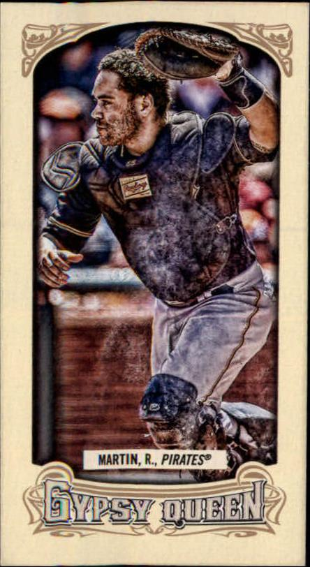 2014 Topps Gypsy Queen Mini #149 Russell Martin