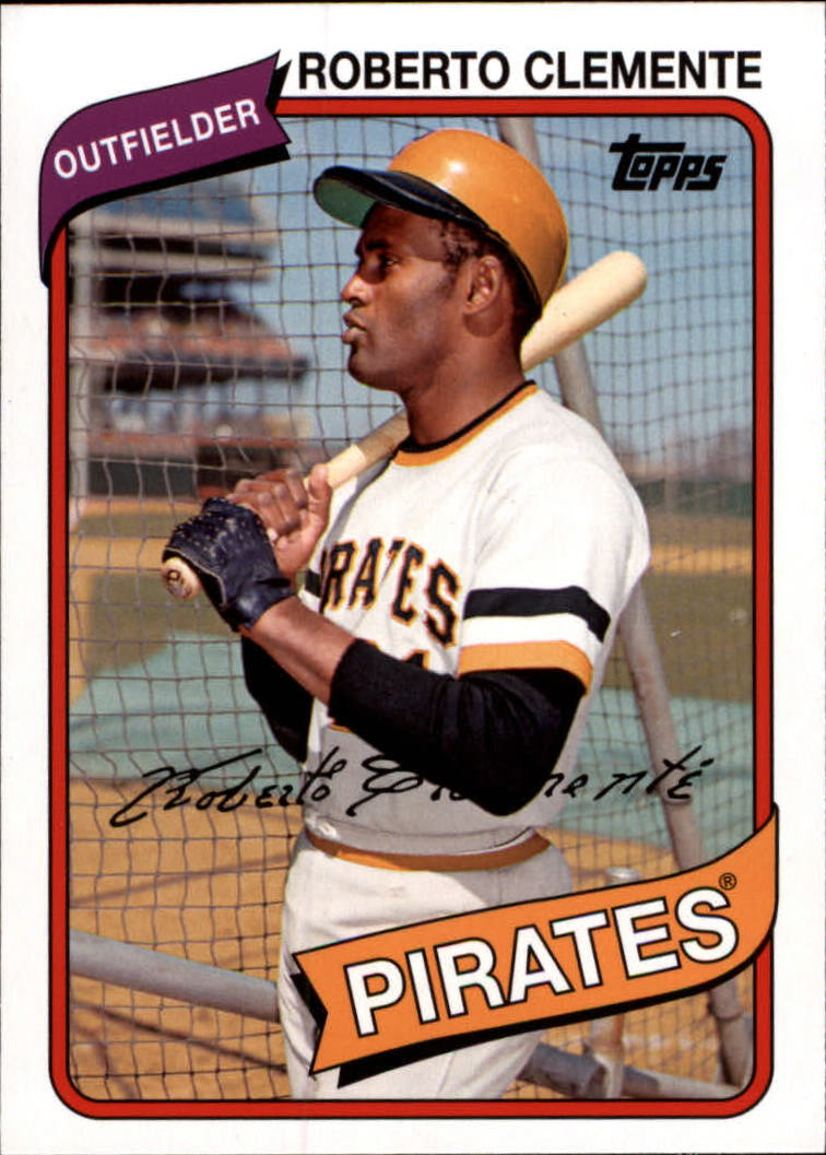 2014 Topps Archives #91 Roberto Clemente