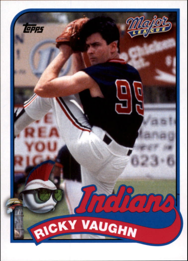 2014 Topps Archives Major League #MLCRV Ricky Vaughn
