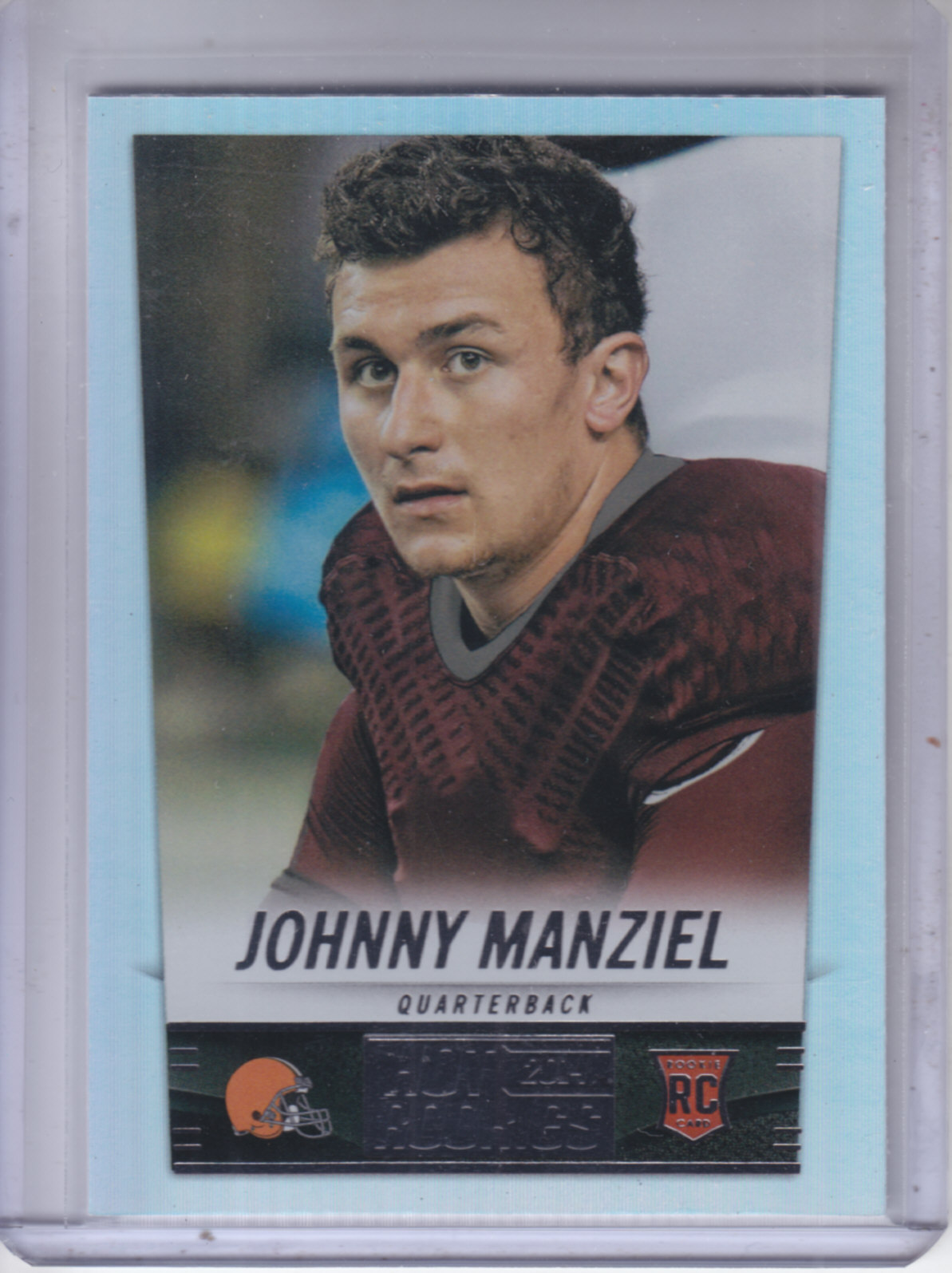 2014 Panini Hot Rookies #387 Johnny Manziel RC