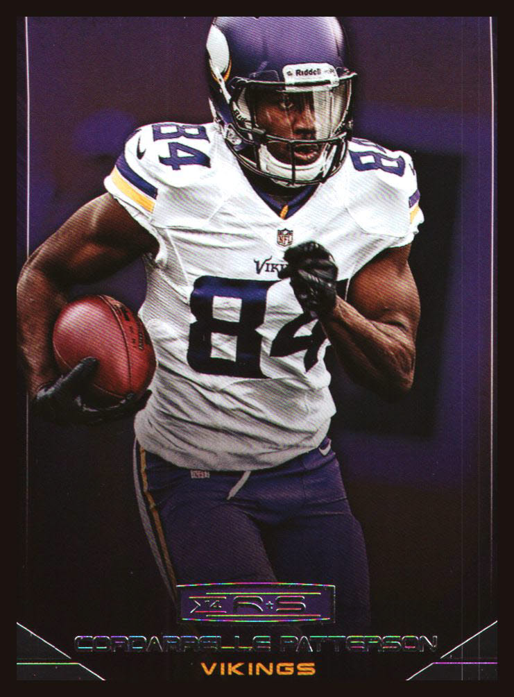 2014 Rookies and Stars #79 Cordarrelle Patterson