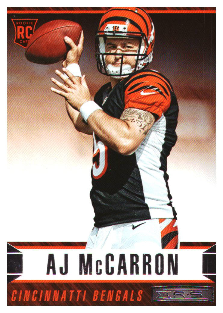 2014 Rookies and Stars #101A A.J. McCarron RC