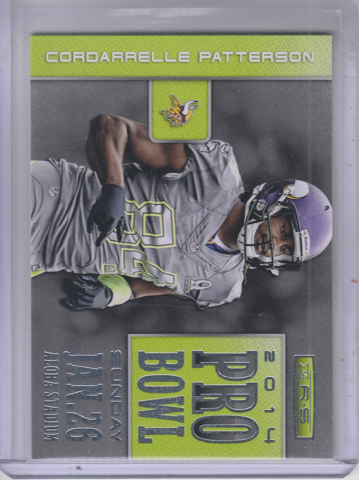 2014 Rookies and Stars Pro Bowl #25 Cordarrelle Patterson