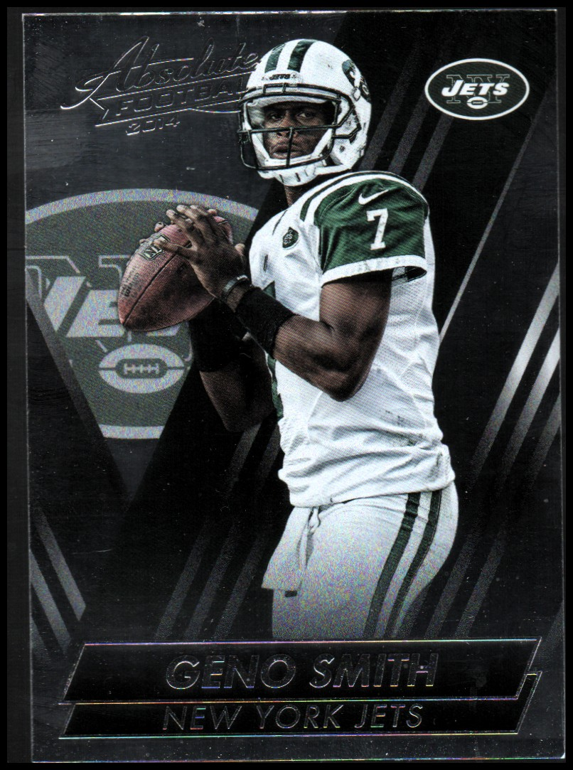2014 Absolute #13 Geno Smith