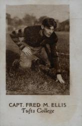 1928 Star Player Candy #11 Fred Ellis