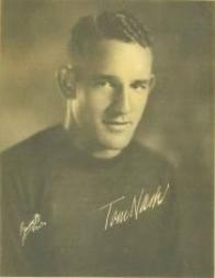 1932 Packers Walker's Cleaners #24 Tom Nash