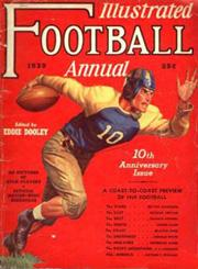 1931-53 Football Illustrated (College) #9 1939 Illustration
