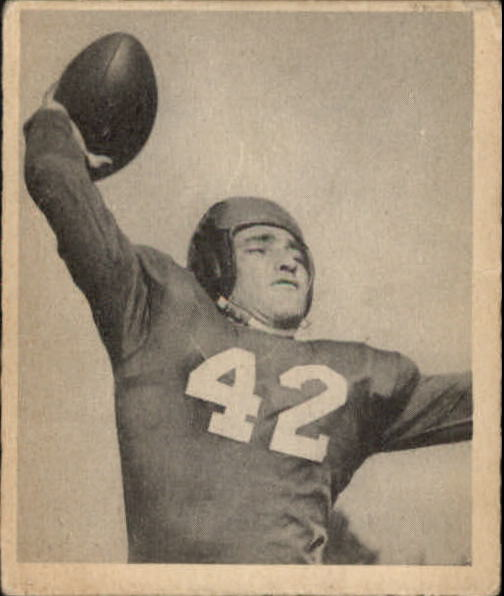 1948 Bowman #12 Charley Conerly SP RC