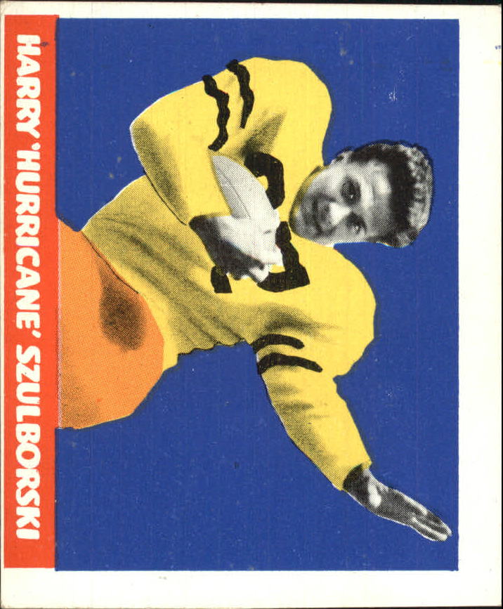1948 Leaf #41A Harry Szulborski OP RC/Orange Pants)