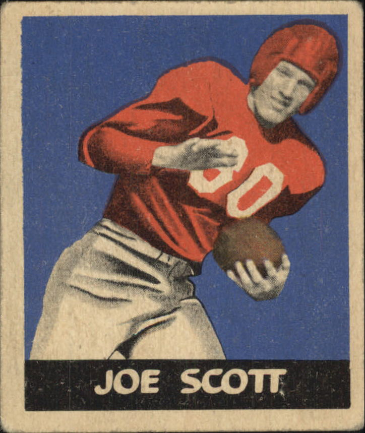 1949 Leaf #2 Joe Scott