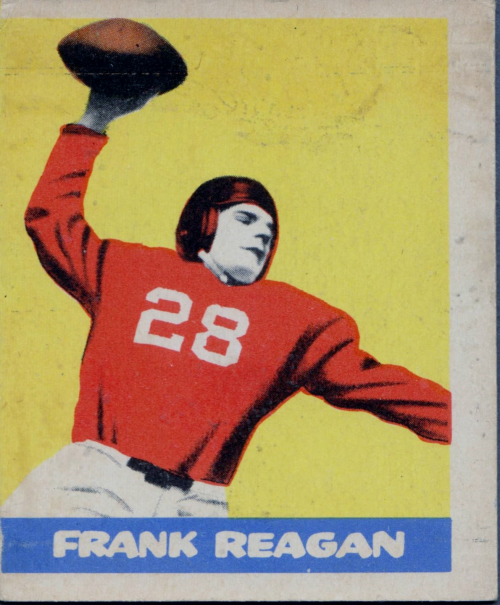 1949 Leaf #3 Frank Reagan