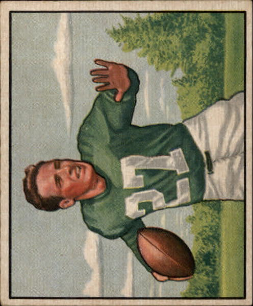 1950 Bowman #60 Clyde Scott RC