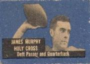 1950 Topps Felt Backs #60 James Murphy RC