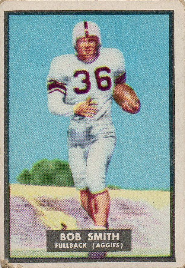 1951 Topps Magic #42 Bob Smith RC