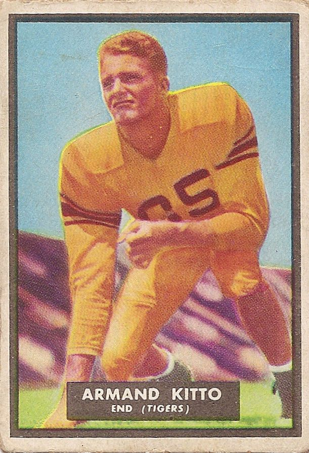 1951 Topps Magic #45 Armand Kitto RC