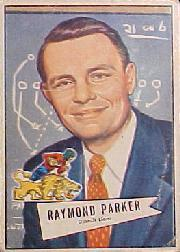 1952 Bowman Large #84 Buddy Parker CO RC
