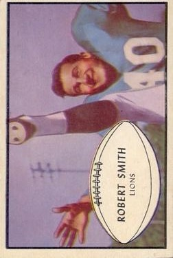 1953 Bowman #66 J. Robert Smith SP