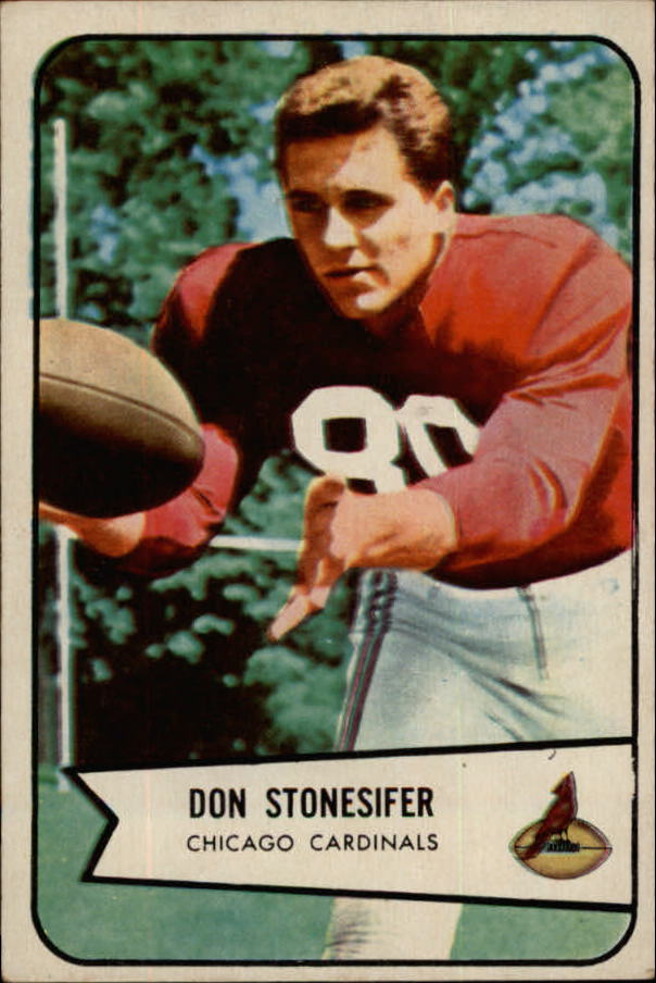 1954 Bowman #48 Don Stonesifer