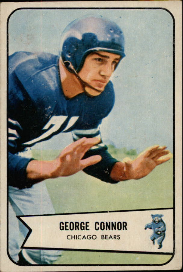 1954 Bowman #116 George Connor
