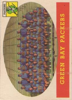 1958 Topps #96 Green Bay Packers