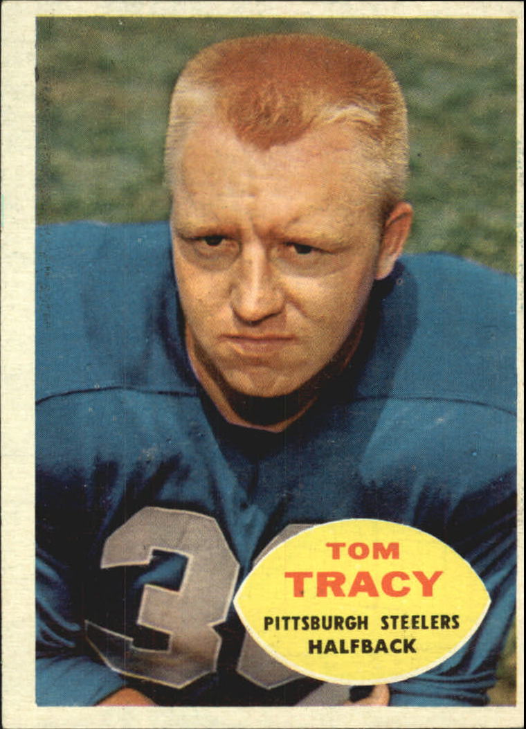 1960 Topps #95 Tom Tracy UER