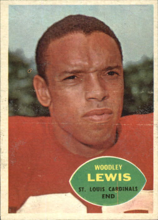 1960 Topps #107 Woodley Lewis