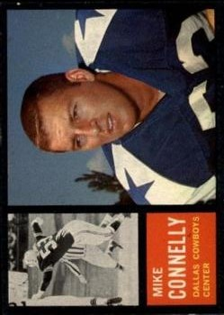 1962 Topps #44 Mike Connelly RC