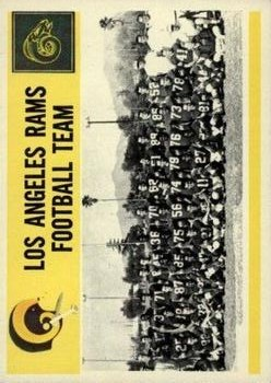 1964 Philadelphia #97 Los Angeles Rams