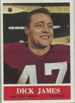 1964 Philadelphia #118 Dick James