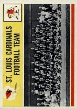 1964 Philadelphia #181 St. Louis Cardinals