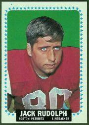 1964 Topps #19 Jack Rudolph SP RC