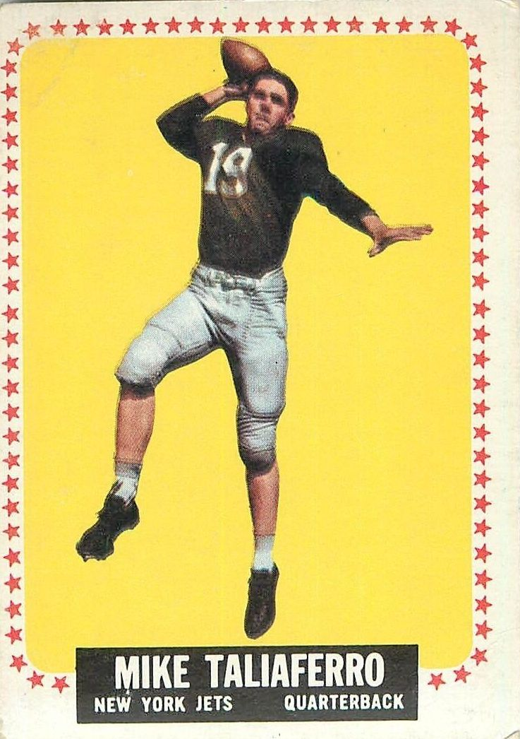 1964 Topps #126 Mike Taliaferro RC