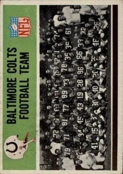 1965 Philadelphia #1 Colts Team