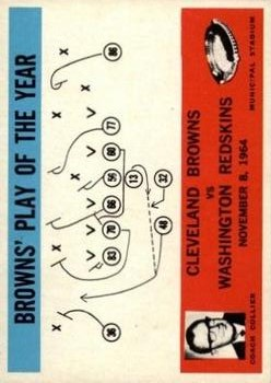 1965 Philadelphia #42 Cleveland Browns