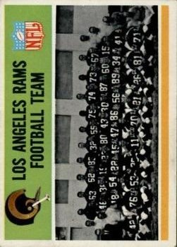 1965 Philadelphia #85 Los Angeles Rams