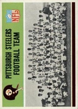 1965 Philadelphia #141 Pittsburgh Steelers