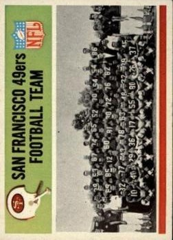 1965 Philadelphia #169 San Francisco 49ers