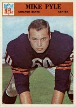 1966 Philadelphia #37 Mike Pyle