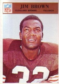 1966 Philadelphia #41 Jim Brown