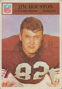 1966 Philadelphia #46 Jim Houston