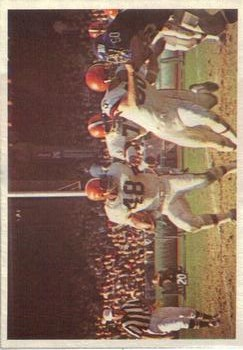 1966 Philadelphia #52 Cleveland Browns Play