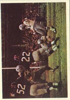 1966 Philadelphia #65 Dallas Cowboys Play