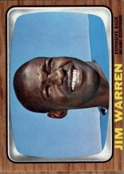 1966 Topps #85 Jim Warren RC