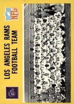 1967 Philadelphia #85 Los Angeles Rams